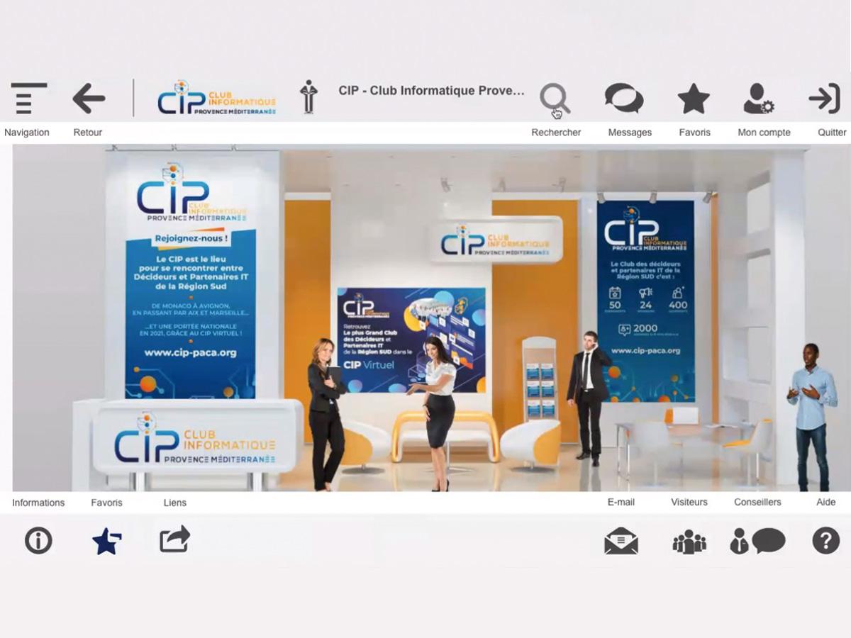 Lancement CIPVirtuel